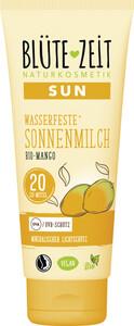 Blüte-Zeit Wasserfeste Sonnenmilch Bio Mango LSF 20 200ML