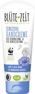 Blüte-Zeit Sensitive Handcreme Bio Kornblume & Bio-Ringelblume 75ML