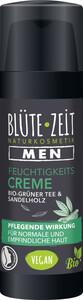 Blüte-Zeit Men Feuchtigkeitscreme Sandelholz & Bio Grüner Tee 50Ml