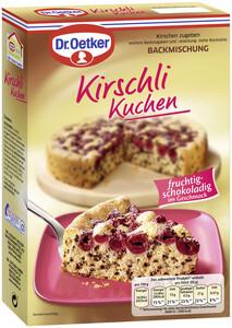 Dr.Oetker Backmischung Kirschli Kuchen 435 g