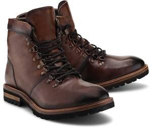 COX, Winter-Boots in dunkelgrau, Stiefel für Herren