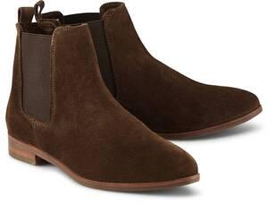 COX, Chelsea-Boots in hellbraun, Boots für Damen