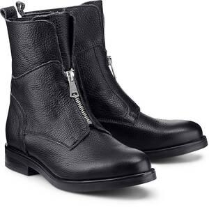 COX, Trend-Stiefelette in schwarz, Boots für Damen