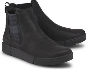 ara, Chelsea-Boots in schwarz, Boots für Damen