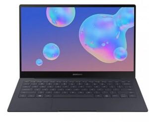Samsung Notebook GalaxyBook S (NP767XCM-K01DE) ,  33,8 cm (13,3 Zoll), i5-L16G7, 8 GB, 256 GB, grau