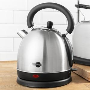 Cook o´Fino Retro-Wasserkocher - Silber
