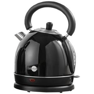 Cook o´Fino Retro-Wasserkocher - Schwarz
