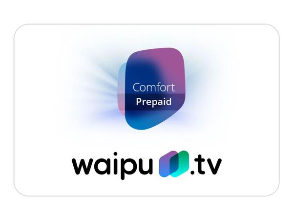 Waipu.tv Comfort 12 Monate