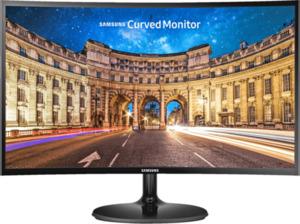 SAMSUNG LC24F390FHUXEN Curved 23.5 Zoll Full-HD Monitor (4 ms Reaktionszeit, FreeSync, 60 Hz)