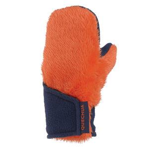 Fäustlinge Fleece SH100 Kinder orange