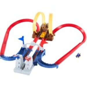 Hot Wheels Mario Kart Bowsers Festung