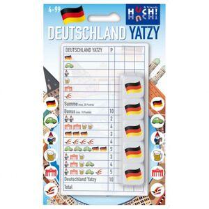 Deutschland Yatzy - Huch! & friends