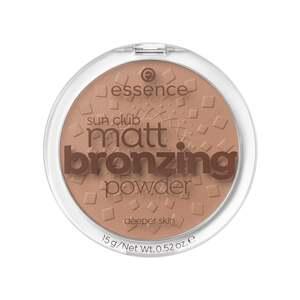 essence sun club matt bronzing powder 03