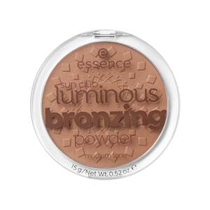 essence sun club luminous bronzing powder 20