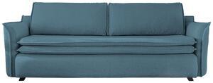 Dreisitzer-Sofa in Blau/ Türkis ´CHARMING CHARLIE´