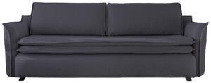 Dreisitzer-Sofa in Anthrazit ´CHARMING CHARLIE´