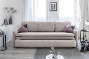 Dreisitzer-Sofa  in Beige ´TENDER EDDIE´