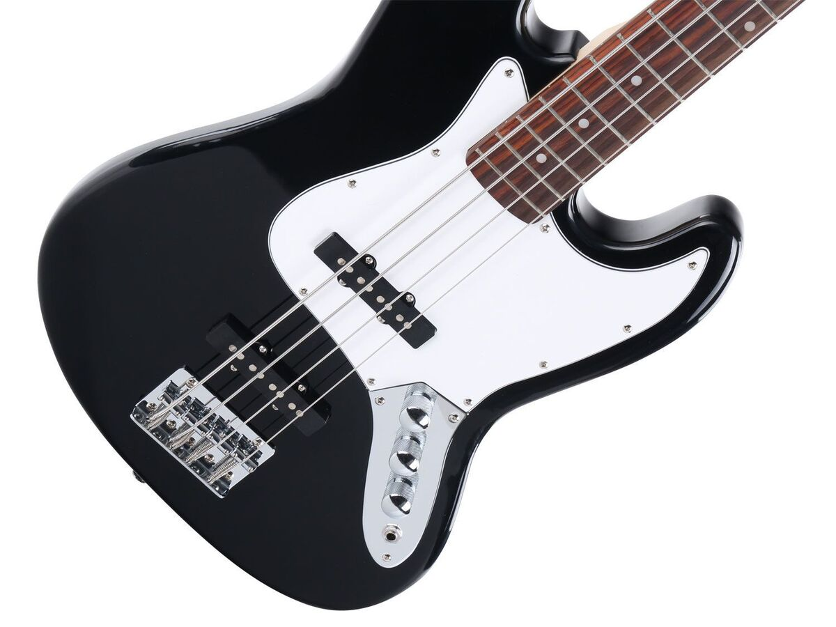 Bild 3 von Rocktile Groovers Pack JB E-Bass Set II Black