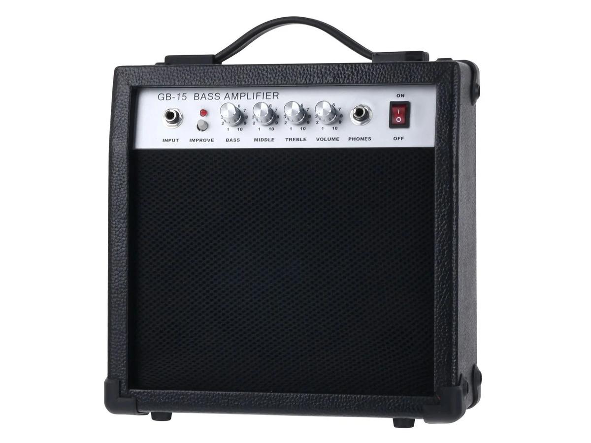 Bild 5 von Rocktile Groovers Pack JB E-Bass Set II Black