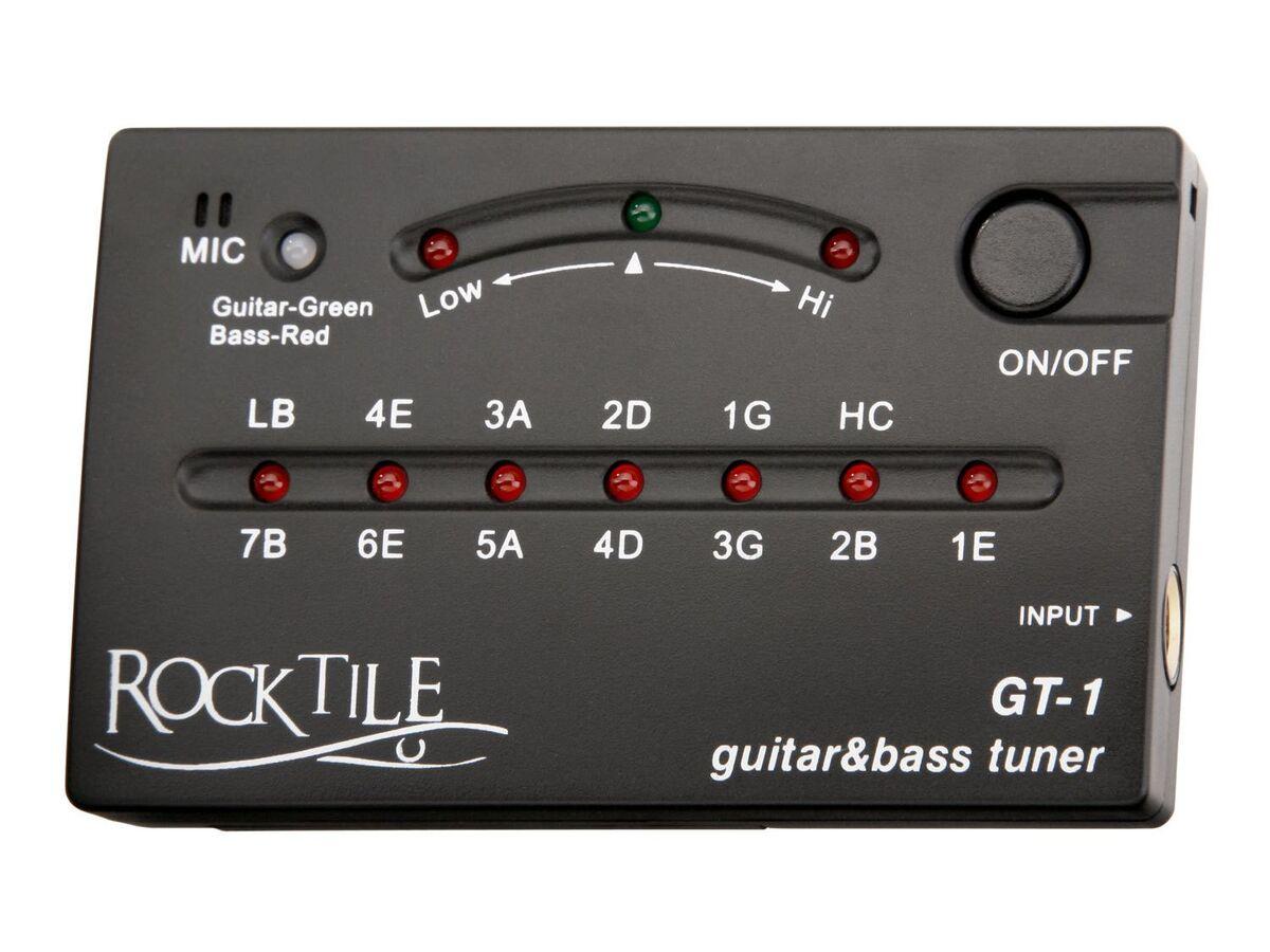 Bild 11 von Rocktile Groovers Pack JB E-Bass Set II Black