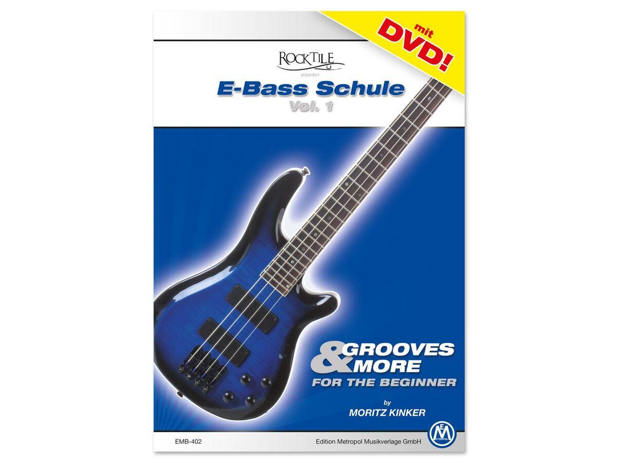 Bild 12 von Rocktile Groovers Pack JB E-Bass Set II Black