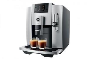 JURA Kaffeevollautomat E8 Moonlight