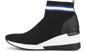 Michael Kors, Sneaker Skyler Bootie in schwarz, Sneaker für Damen
