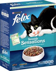 Felix Seaside Sensations Katzenfutter trocken 1 kg
