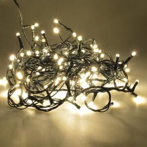 LED Lichterkette 6-36m/80-480LED warmweiß innen/außen