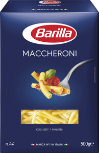 Barilla Nudeln Maccheroni No.44 500 g