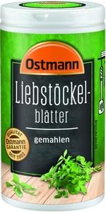 Ostmann Liebstockblätter gemahlen 25g