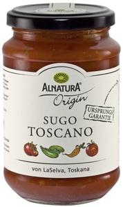 Alnatura Origin Bio Tomatensauce Sugo Toscano 325ML