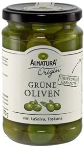 Alnatura Origin Bio Grüne Oliven 310G