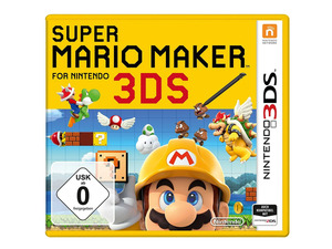 Nintendo Super Mario Maker Selects, für Nintendo 3DS, für 1 Spieler, USK 0