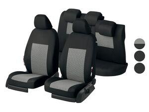 ULTIMATE SPEED® Autositzbezug »zip-it«, 14-teilig