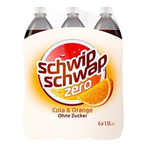 Schwip Schwap Zero 1,5 Liter, 6er Pack