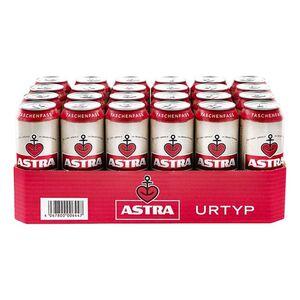 Astra Urtyp 4,9 % vol 0,5 Liter Dose, 24er Pack