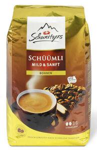 Schweitzers Schüümli Mild & Sanft Bohnen 1 kg