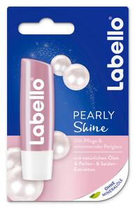 Labello Lippenpflegestift Pearly Shine 5,5ML