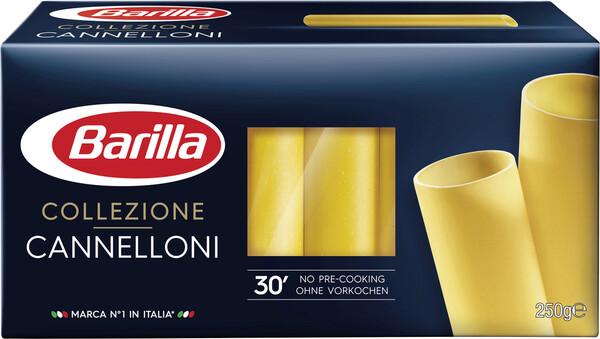 Barilla Nudeln La Collezione Cannelloni 250 g