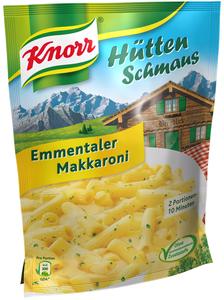 Knorr Hüttenschmaus Emmentaler Makkaroni 151 g