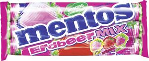 Mentos Erdbeer-Mix 3x 37,5 g