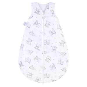 Zöllner Babyschlafsack , 9160916130 , Weiß , Textil , Tier , 90 cm , 003309009105