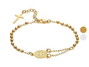 Heideman Rosarium Armband Damen aus Edelstahl, für Frauen und Mädchen