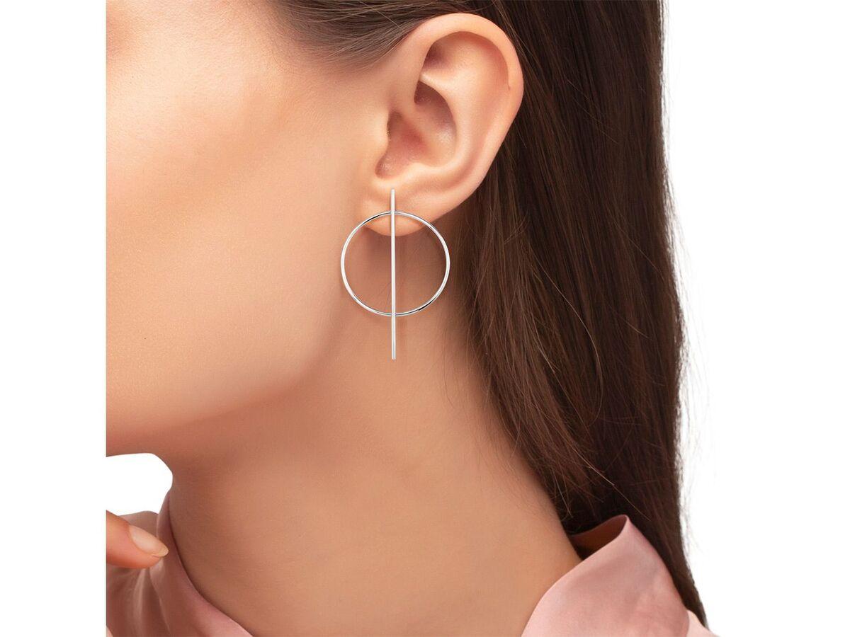 Bild 3 von Heideman Ictum Ohrringe Damen aus Edelstahl