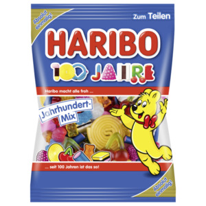 Haribo Jahrhundert-Mix 175g