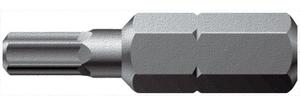 Innensechskant Bits mit Hex plus Profil, 5 mm