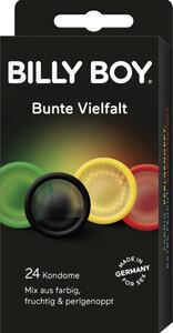 Billy Kondome Boy Bunte Vielfalt 24ST