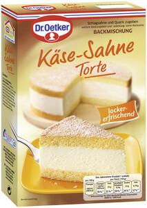 Dr.Oetker Backmischung für Käse-Sahne Torte 385 g