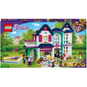 LEGO Friends 41449 AndreasHaus